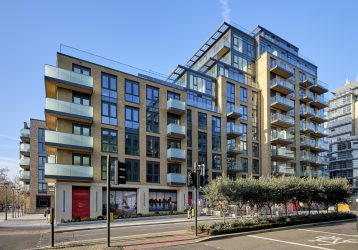 Discovery House (Block K), Juniper Drive, Battersea Reach